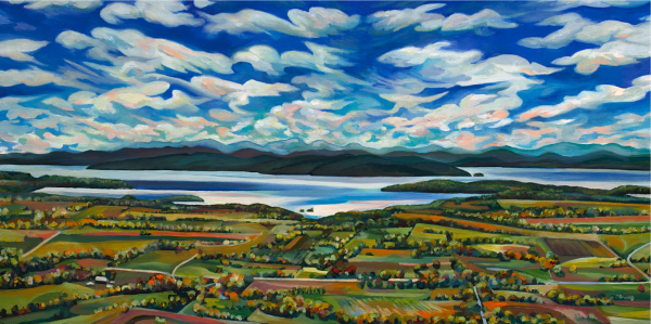 September From Mt Philo