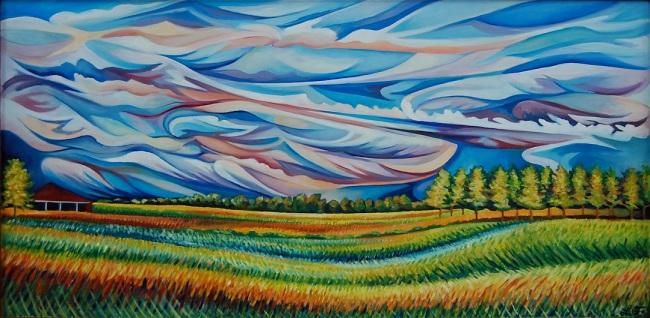 Winds Over the Meadow II