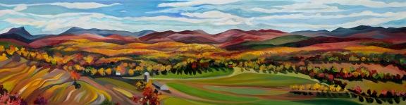 """""""Green Mountain Copper Expanse"""""""