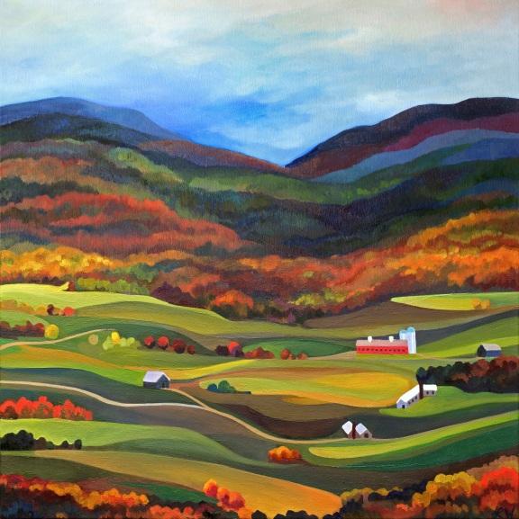Green Mountain Autumn